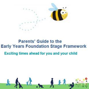 EYFS Parents' Guide